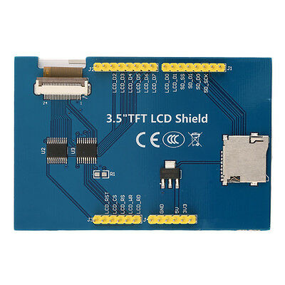 3.5inch TFT color screen module 320X480 ultra-HD support for Arduino for UNO QT
