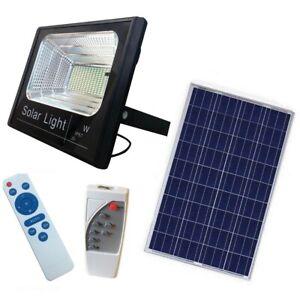 FARO-ENERGIA-SOLARE-LED-CON-PANNELLO-FARETTO-CREPUSCOLARE-10W-25W-40W-60W-100W