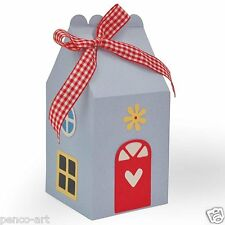 Sizzix Thinlits Die Set mia casetta Favore Box 661172