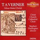 Missa Mater Christi von Choir Christ Church Cathedral,Stephen Darlington (2014)