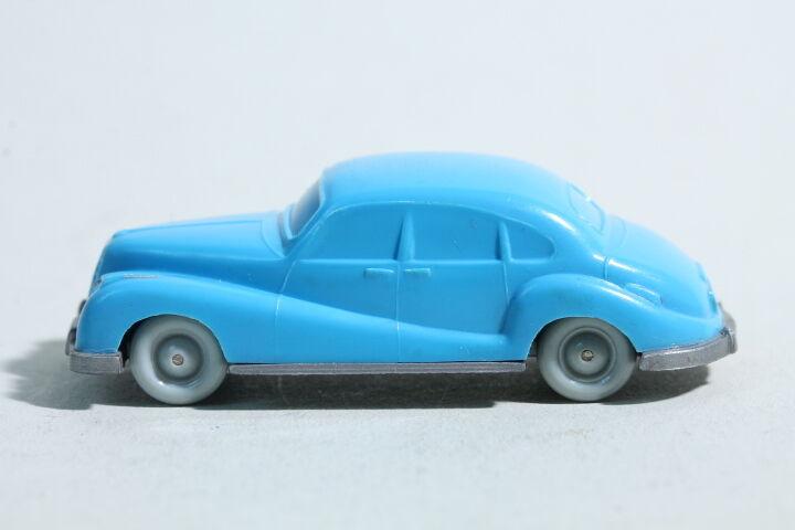 134 tipo 1b Wiking bmw 501 1954 - 1960 blu cielo