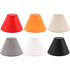 Paralume-in-Tessuto-per-lampada-da-tavolo-o-soffitto-Classico-in-Diversi-Colori