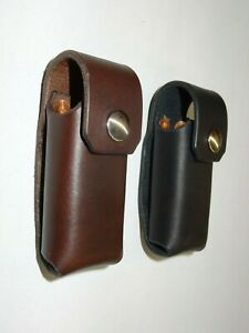Leather-Case-Sheath-for-Leatherman-FREE-P4-One-Piece-Design-Tough-USA-Handmade