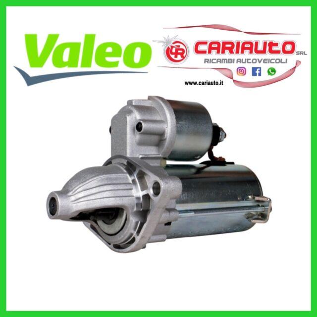 Motorino D'avviamento ORIGINALE VALEO Alfa Romeo, Fiat, Lancia 1.3 Multijet