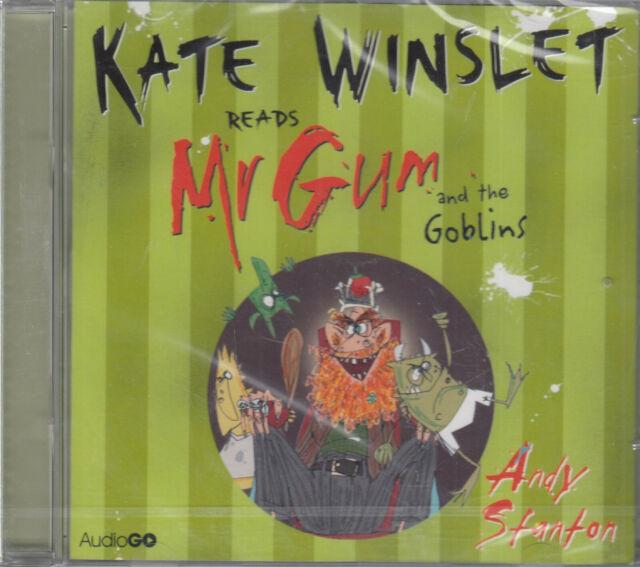 Mr Gum And The Goblins CD Audio Book Andy Stanton NEW* Unabridged FASTPOST