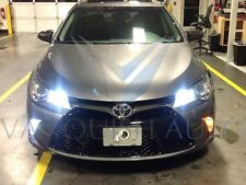 HB3 9005 68-SMD White LED Drl Daytime Running Lights For 2015+ Toyota Camry