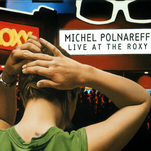 Michel-Polnareff-CD-Live-At-The-Roxy-France-M-M