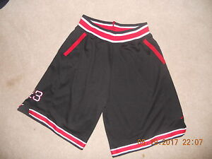 2fe69d713b8 Image is loading Michael-Jordan-Brand-Basketball-Shorts-Nike-Bulls-Colors-