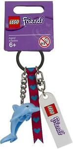 LEGO-FRIENDS-DOLPHIN-KEY-RINGS-BAG-CHARMS-NEW