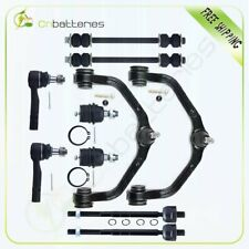 10pc Suspension Kit Control Arm Tie Rod End Ball Joint For 1998 01 Ford Ranger Fits Ford Ranger