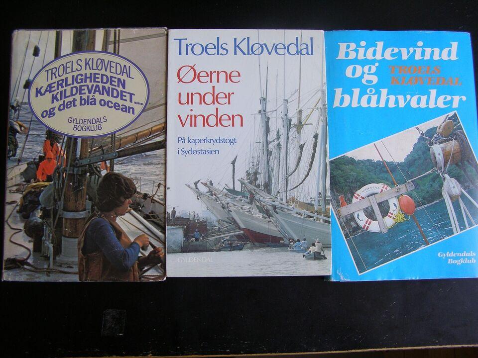 Kærligheden Kildevandet... og det blå ocean, Kløvedal,