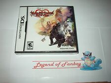 * New * Sealed * Kingdom Hearts 358/2 Days for Nintendo DS - Works on 3DS too!