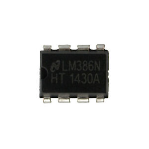 10PCS-LM386-LM386N-DIP-8-Audio-Power-AMPLIFIER-IC-Great-Qualtiy-TFSW