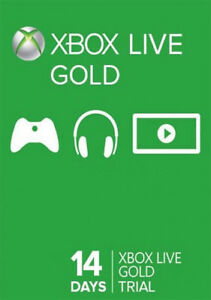 Xbox-Live-Gold-14-Day-Trial-Membership-Code-Only-work-with-XBOX-ONE-CONSOLES