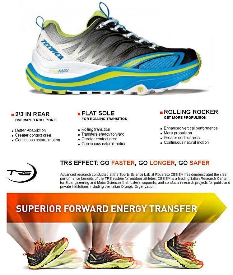 Tecnica Supreme Max 2.0 Trail In esecuzione scarpe, 42-1/2) Donna US 9.5 (Eur 42-1/2) scarpe, 1093ca