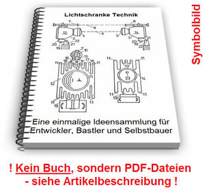 Das Bild Wird Geladen Lichtschranke Selbst Bauen Licht Schranke  Technik Entwicklungen Patente