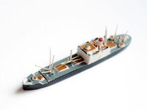 Frachtschiff Freighter Vessel BABITONGA / Deutschland 1938, Luna LU 33 1:1250!