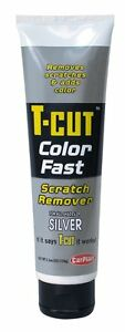 T-CUT Silver Car Polish Color Fast Scratch Remover 150g T CUT