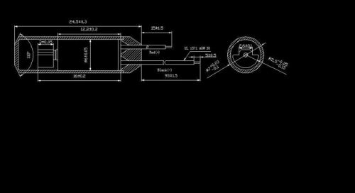 2pcs Waterproof DC 3V~5V Micro Coreless Vibrator Vibration Motor for Massage DIY