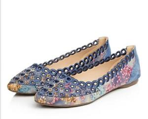 f418c6a1a9a Image is loading US4-10-Womens-Printed-Floral-Moccasins-Loafers-Pumps-