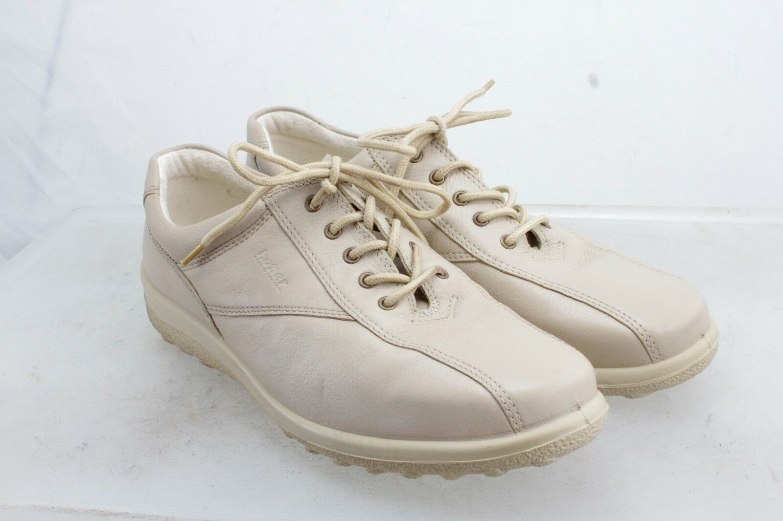 Hotter Comfort Concept Mens XXF Lace Up Leather shoes Lace Up Size 10 England