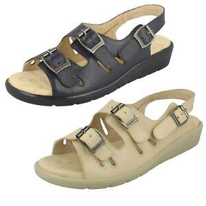 Padders Ladies Wide Fitting Sandals