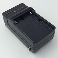 Battery Charger For Sony Mvc-cd200 Mvc-cd250 Mvc-cd300 Mvc-cd350 Mavica Camera