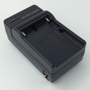 DCR-TRV22E Micro USB Battery Charger for Sony DCR-TRV20E DCR-TRV24E DCR-TRV25E DCR-TRV27E MiniDV Handycam Camcorder
