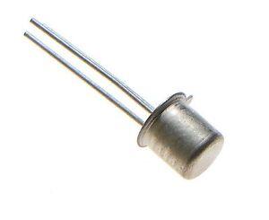 TO18 1 PEZZO ST 0,36W S 40V-  0,2A NPN N° 1-2N708