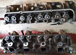Details about 391 361 330 Ford Truck FT Cylinder Heads 1964-1978 C7TE-C  Vintage