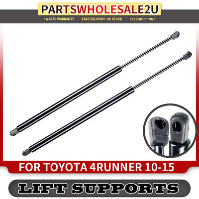 2x Tailgate Rear Hatch Lift Support Shock Struts PM1052 for Toyota 4Runner 10-15