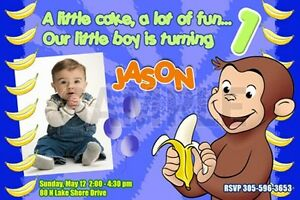 CURIOUS-GEORGE-1ST-BIRTHDAY-PARTY-INVITATION-C4-FIRST-PHOTO-NEW-DESIGNS