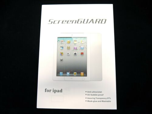Lot of Screen Film Protector Guard Shield Anti Glare Matte for iPad Air