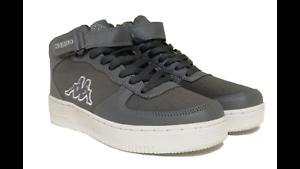 shoes kappa Caserta Mid DK Grey/white 3025wl0 a54 Woman High Fashion Sport