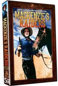 MacKenzie-039-s-Raiders-The-Television-Series-New-DVD-Boxed-Set-Full-Frame
