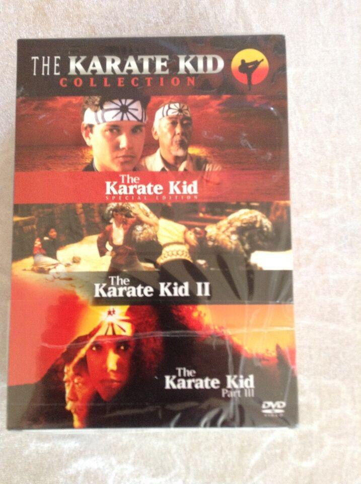 Karate Kid, DVD, karatefilm