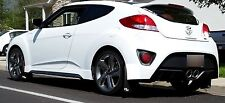 Rokblokz Rally Mud Flaps for the 12-14 Hyundai VELOSTER, fits Hyundai Veloster