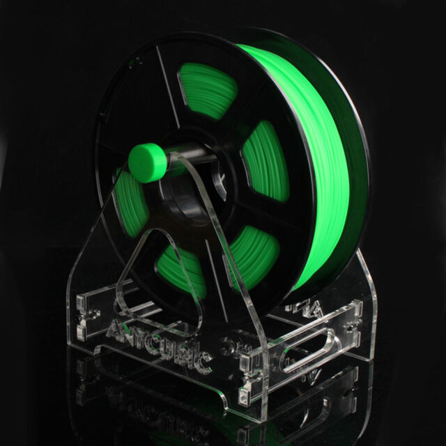 1 Spool Acrylic 3D Printer Filament Tabletop Mount Rack ABS/PLA Frame Holder HT