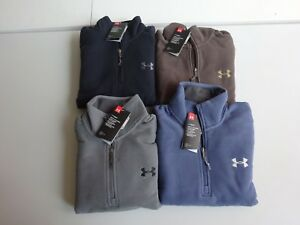 a8bf8f728 Image is loading Under-Armour-Men-039-s-Zephyr-Fleece-Solid-