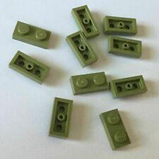 Lego 10x flat plate 1x2 2x1 pink//bright pink 3023 new