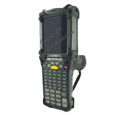 Symbol Motorola Zebra Mc9190 Ga0sweqa6wr Wireless Barcode Scanner Running Wm65