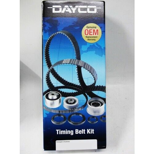 Dayco  Timing Belt Kit Including Hydraulic Tensioner & Water Pump    KTBA179HP