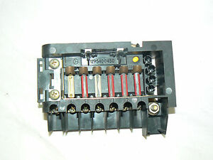 s l300 mercedes sl trunk small fuse box relay r129 300sl 300 500sl 600 small fuse box at panicattacktreatment.co