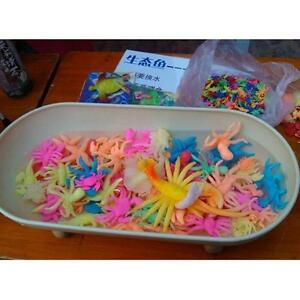 10X-Water-Growing-Expansion-Toys-Play-Learn-Kid-Sea-Animals-Mixed-Marine-Life