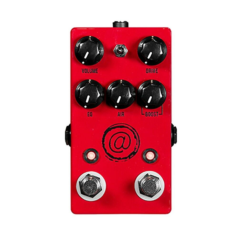 JHS The AT+ Plus V2 Andy Timmons Drive Overdrive Overdrive Overdrive Guitar Effects Pedal Version 2 383945