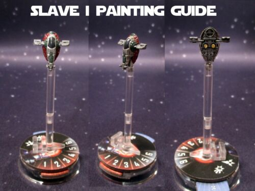 Star Wars Armada Decals for ROGUES AND VILLAINS Expansion Pack