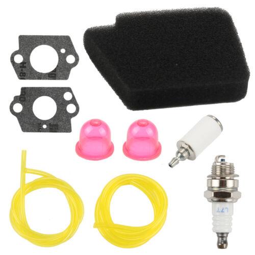545146501 Air filter Kit for Poulan BVM210VS BVM200FE SM210VS Fuel Line Blower