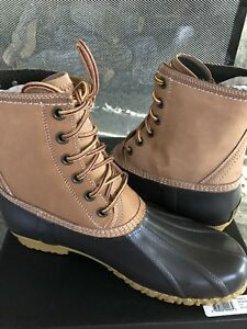 f4f30fbfeec Details about G.H. Bass Men's Dixon Lace-Up Boots Size 10 Brown New