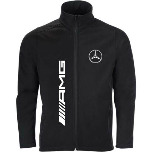 BENZ AMG veste softshell Homme JACKET MERCEDES F1 2019 petronas DTM
