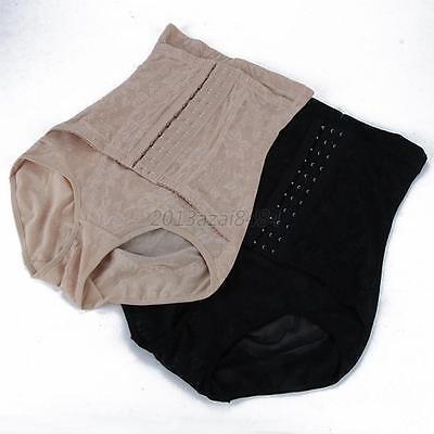 Hip Body Control Corset High Waist Slimming Tummy Abdomen Shaper Underwear Brief